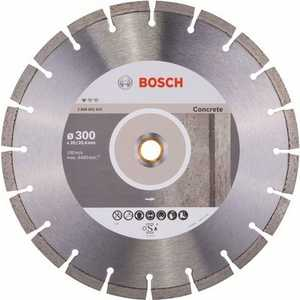 Диск алмазный Bosch 300х25.4/20 мм Standard for Concrete (2.608.602.543)