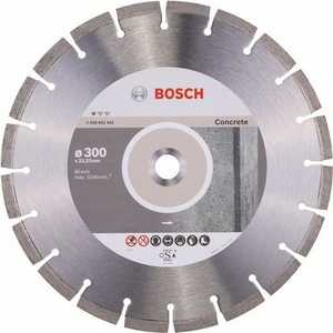 Диск алмазный Bosch 300х22.2 мм Standard for Concrete (2.608.602.542)
