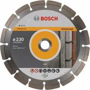 Диск алмазный Bosch 230х22.2 мм Standard for Universal (2.608.602.195)