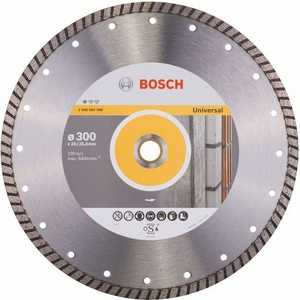 Диск алмазный Bosch 300х25.4/20 мм Standard for Universal Turbo (2.608.602.586)