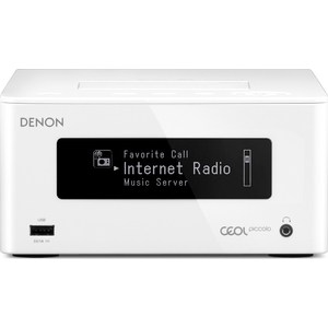 Сетевой аудиоплеер Denon DRA-N4 white ванна victoria albert drayton dra n sw of ft dra sw