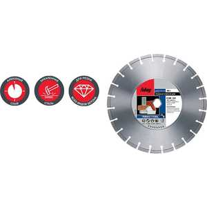 Диск алмазный Fubag 420х30/25.4мм BZ-I (54424-6) диск алмазный fubag 1000х60мм mh i 59100 9