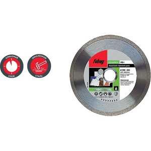 Диск алмазный Fubag 200х30/25.4мм FZ-I (58221-6) скобы fubag 12 9x14mm 5000шт 140118