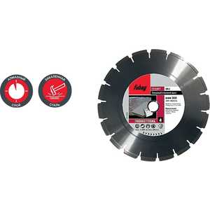 Фотография товара диск алмазный Fubag 400х30/25.4мм GR-I (59524-6) (380588)