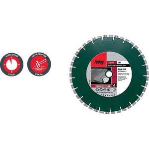Фотография товара диск алмазный Fubag 300х30/25.4мм GS-I (54622-6) (380590)