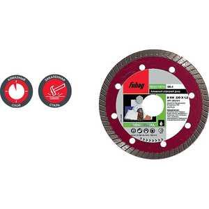 Фотография товара диск алмазный Fubag 250х30/25.4мм SK-I (58615-6) (380629)