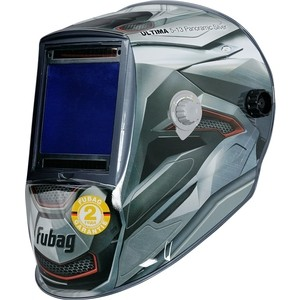 Сварочная маска Fubag Ultima 5-13 Panoramic Silver Хамелеон cкобы fubag 1 05х1 25мм 5 7х19 0 5000шт 140130