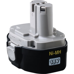 Аккумулятор Makita 18В 2.5Ач NiMh 1834 (193102-0) best 18v battery for power tool makita 1822 1823 1833 1834 1835 1835f 192826 5 192827 3 192828 1 192829 9 193061 8