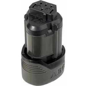 Аккумулятор AEG 12В 2Aч Li-ion L1220R (4932430165) набор дрелей шуруповертов aeg jp2b 18li 18в li ion 1акб
