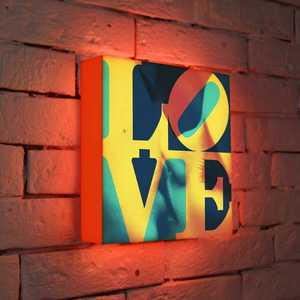 FotonioBox Лайтбокс ''LOVE 1'' 25x25-041