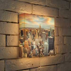 FotonioBox Лайтбокс NYC 25x25-105 fotoniobox лайтбокс nyc 2 25x25 110
