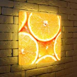 FotonioBox Лайтбокс Апельсины 45x45-174 fotoniobox лайтбокс хай тек 45x45 057