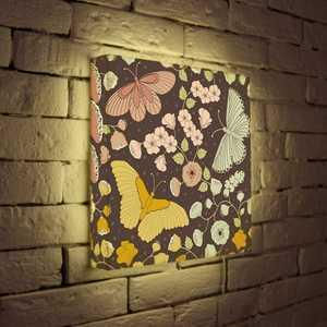 FotonioBox Лайтбокс ''Бабочки'' 35x35-009