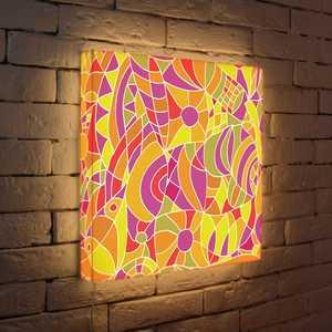 FotonioBox Лайтбокс Витраж 2 45x45-056