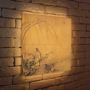 FotonioBox Лайтбокс Восточный рисунок 45x45-142 восточный роман