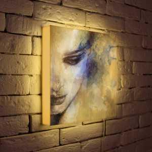 FotonioBox Лайтбокс Женский портрет 35x35-012 женский гардероб