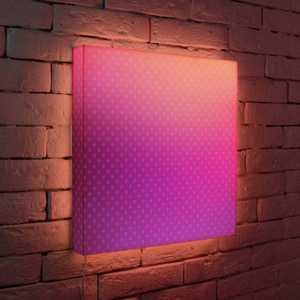 FotonioBox Лайтбокс Лиловый 45x45-080