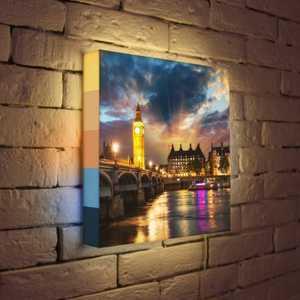 """FotonioBox Лайтбокс """"Лондон"""" 35x35-101"""