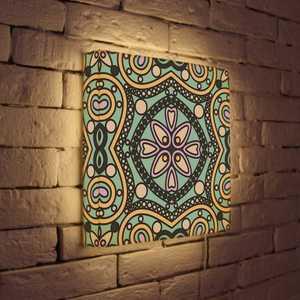 FotonioBox Лайтбокс Орнамент 1 25x25-052 fotoniobox лайтбокс орнамент 2 25x25 074