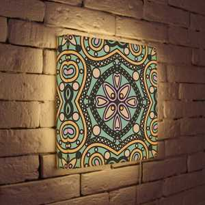 FotonioBox Лайтбокс ''Орнамент 1'' 35x35-052