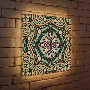 FotonioBox Лайтбокс Орнамент 1 45x45-052 лайтбокс love 1 45x45 041