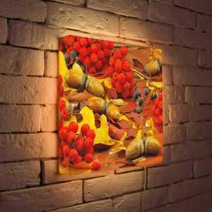 FotonioBox Лайтбокс Осенний натюрморт 35x35-068 806 068 524 040 средняя
