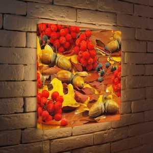 FotonioBox Лайтбокс Осенний натюрморт 45x45-068