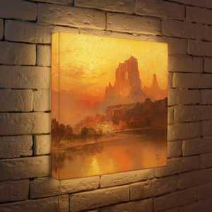 FotonioBox Лайтбокс Томас Моран 2 45x45-155 цена