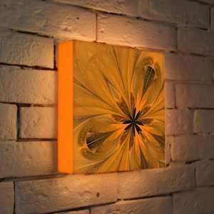 FotonioBox Лайтбокс Цветок 3 25x25-050 будильник code point x 050