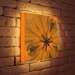 FotonioBox Лайтбокс Цветок 3 35x35-050 будильник code point x 050