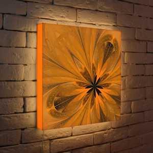 FotonioBox Лайтбокс Цветок 3 45x45-050 будильник code point x 050