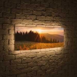 FotonioBox Лайтбокс панорамный Летний лес 45x135-p015 fotoniobox лайтбокс панорамный медный всадник 45x135 p031