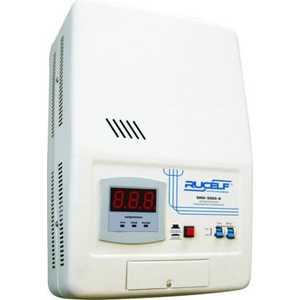 Стабилизатор напряжения RUCELF SRW-5000-D стабилизатор напряжения rucelf srw 5000 d