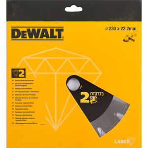 Диск алмазный DeWALT 230х22.2мм (DT 3773)