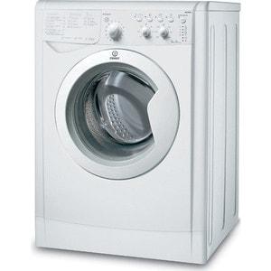Фотография товара стиральная машина Indesit IWC 6105 B (38368)