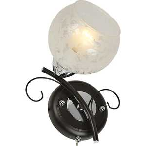 Бра IDLamp 234/1A-Blackchrome бра idlamp 877 1a darkchrome