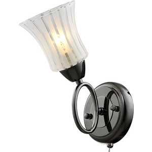 Бра IDLamp 246/1A-Blackwhite бра idlamp 246 1a blackwhite