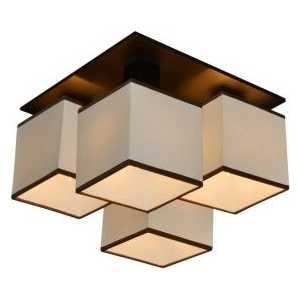 Люстра Artelamp A4402PL-4BK накладной светильник arte lamp quadro a4402pl 4bk