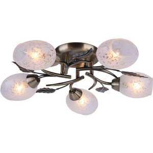 Люстра Artelamp A6157PL-5AB бра artelamp interior a7107ap 1ab