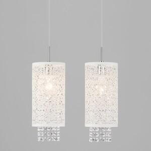 Потолочный светильник Eurosvet 1181/2 хром светильник подвесной eurosvet 1181 2 хром
