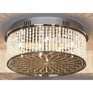 Люстра Lussole LSA-5207-09 потолочный светильник lussole lsa 5207 09