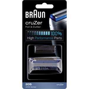 Аксессуар Braun Сетка и режущий блок 20S 2000 Calypso cruZer сетка для бритвы braun 20s
