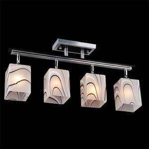 Потолочный светильник Eurosvet 3525/4 алюминий/белый liebherr c 3525 white