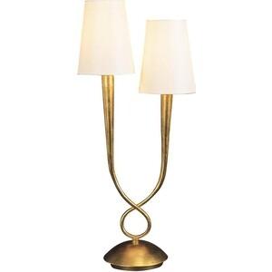 Настольная лампа Mantra 3546 настольная лампа mantra paola 3546