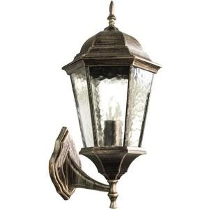 Уличный настенный светильник Artelamp A1201AL-1BN цены