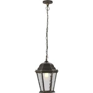 Уличный подвесной светильник Artelamp A1205SO-1BN