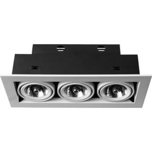 Точечный светильник Artelamp A5930PL-3WH подвесной светильник artelamp brooklyn a6604sp 3wh