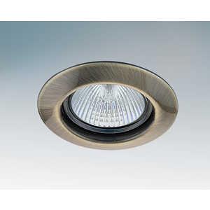 Точечный светильник Lightstar 11071 точечный светильник lightstar 11071