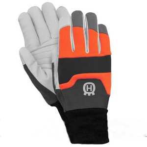 Перчатки с защитой от порезов бензопилой Husqvarna размер 10 Functional (5793802-10) перчатки зимние husqvarna размер 12 functional 5793803 12