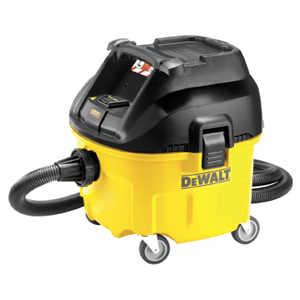 Строительный пылесос DeWALT DWV 900 L